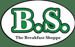 BS- The Breakfast Shoppe sticker