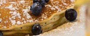 Breakfast Shoppe Blueberry Pancake