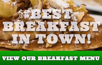 Breakfast Shoppe Breakfast Menu Sidebar CTA