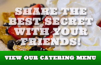 The Breakfast Shoppe sidebar cta catering