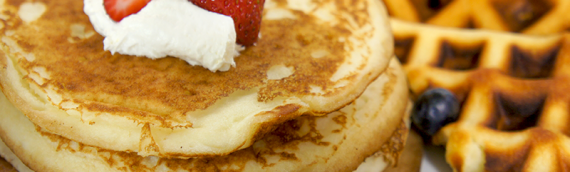 Pancakes vs. Waffles: Who's the Real Winner?